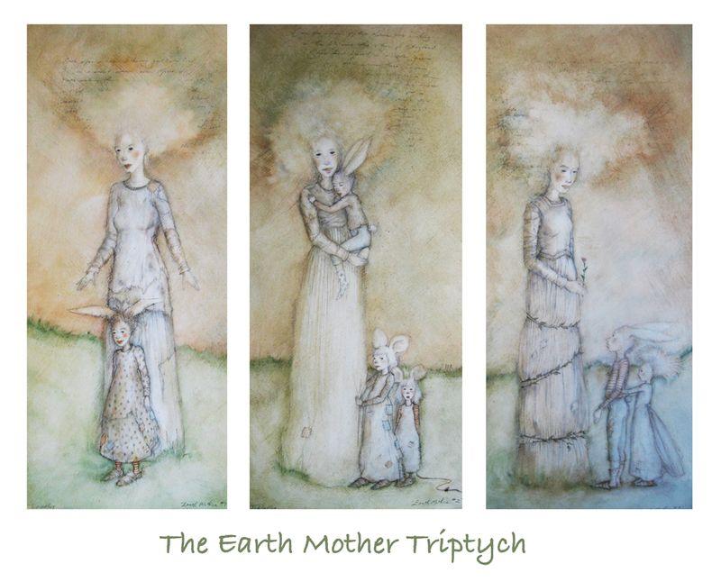 Em-triptych