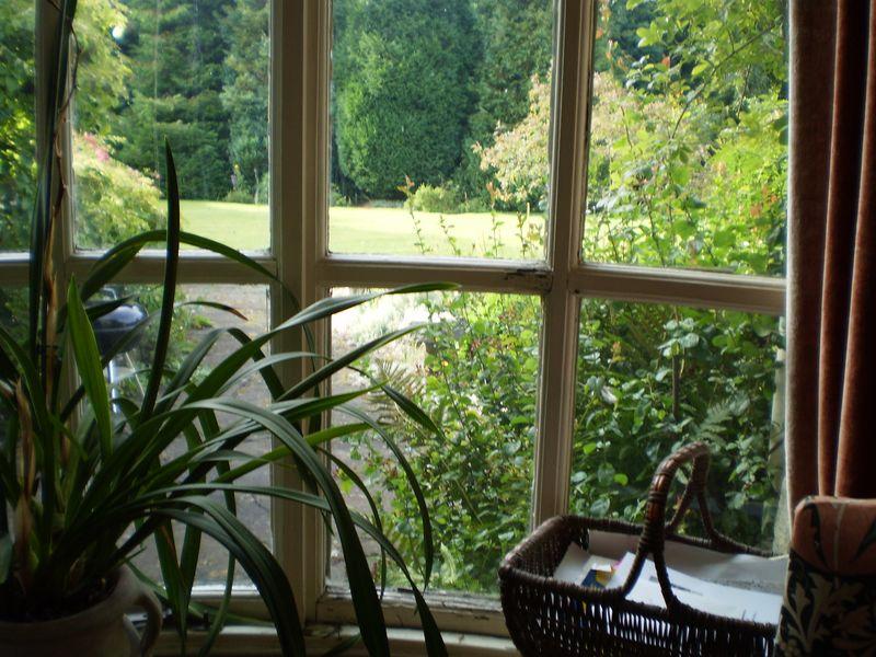 Wayside Great Hall window