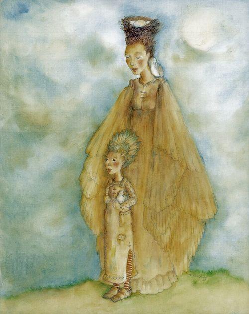Bird Mother & Lost Child