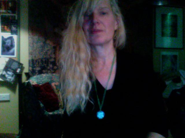 Black Dog Necklace