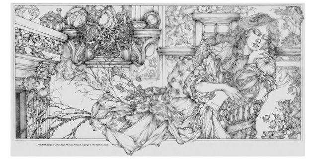 Thomas Canty print