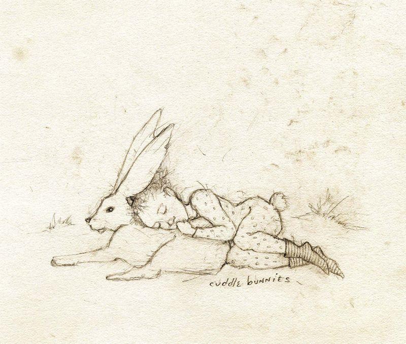 Cuddle Bunnies copy2