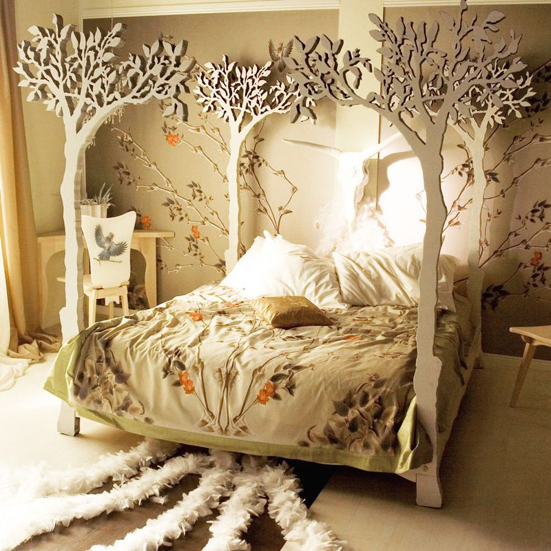 Tree Bed by Attiladesign