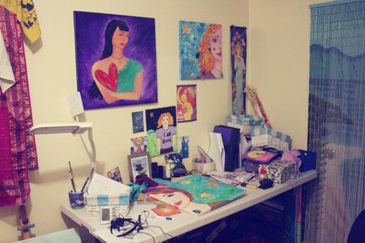 Goddess Leonie's studio 2