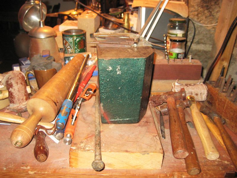 Jason's tools