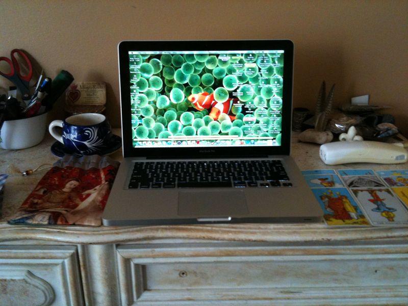 Milagro Roots Desk