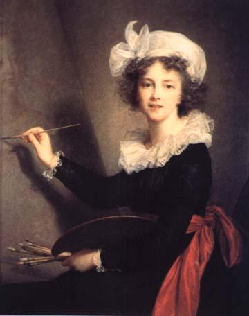 Elizabeth Vigee-Le Brun