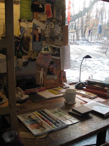 Bogard desk