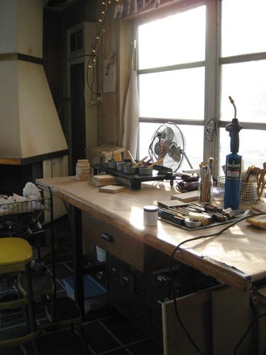 Bogard wax table