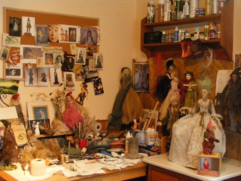 Anna's desk 1