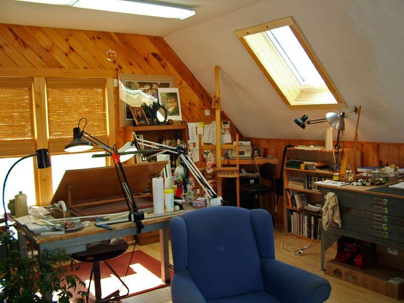 Gary's workspace 1