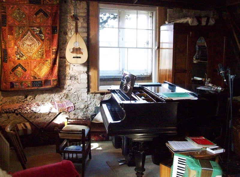 Dhev's studio 1
