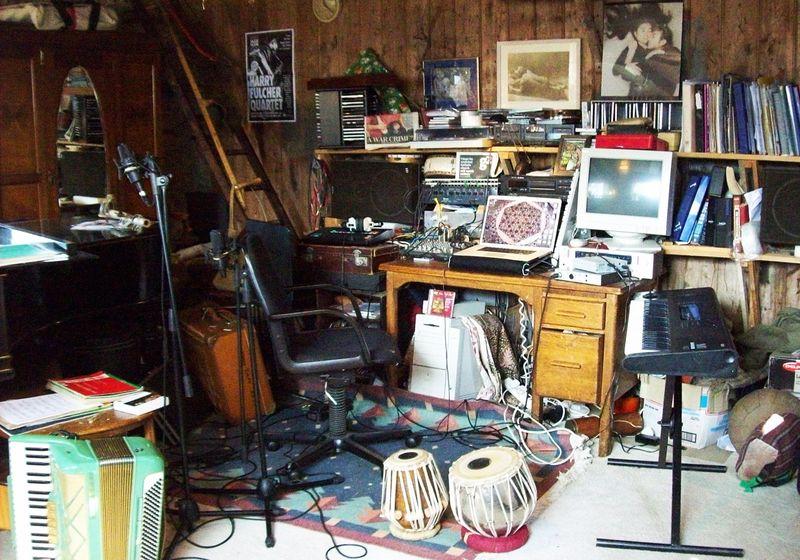 Dhev's studio 4