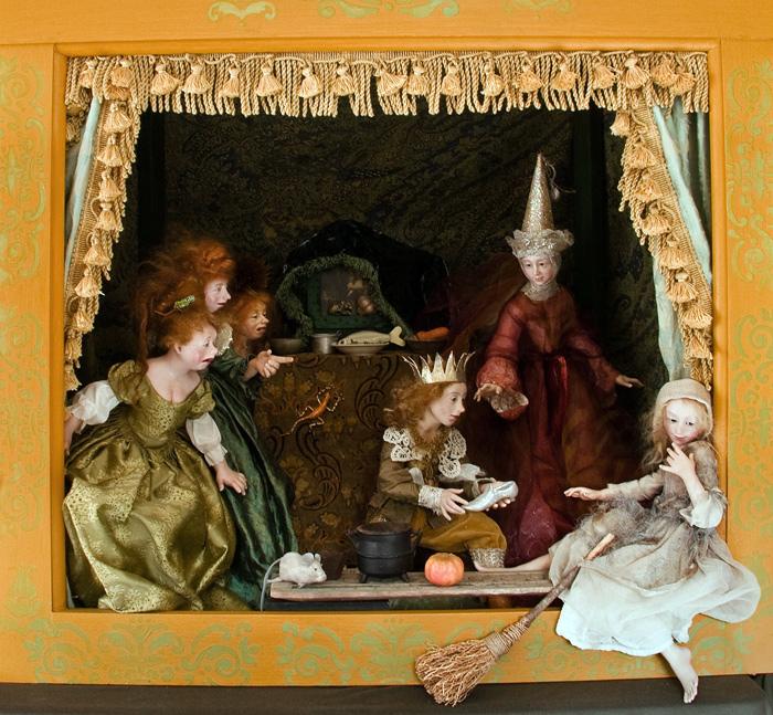 Cinderella by Ann Brahms