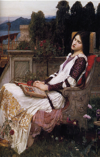 John W Waterhouse