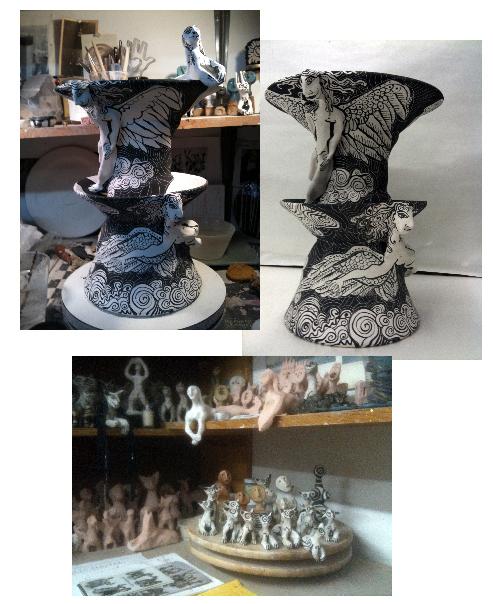 Ceramics by Guy Veryzer