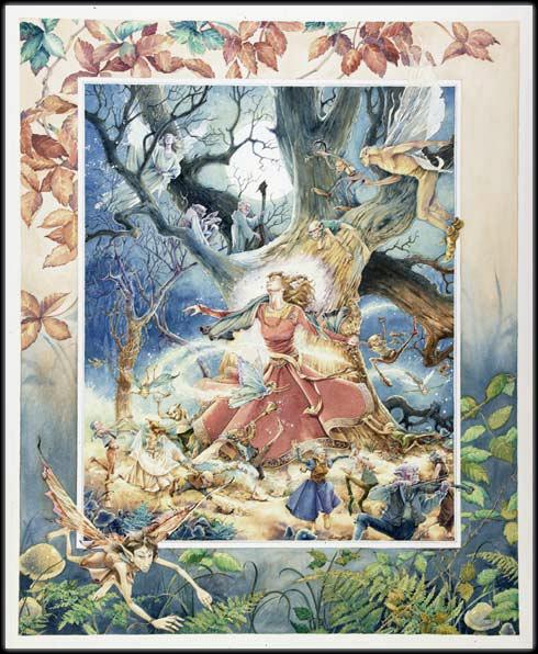 Fairy Reel by Gary Lippincott