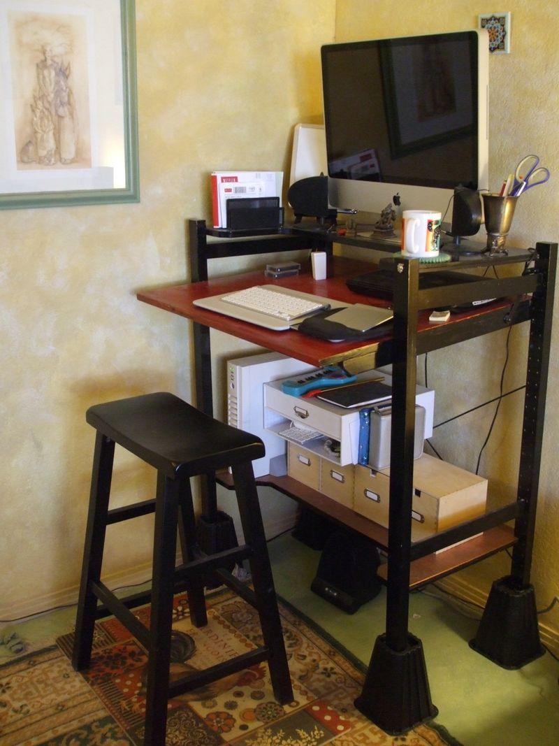 Will's desk 2