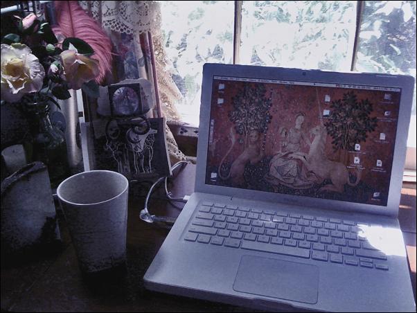 Brittany's desk 1