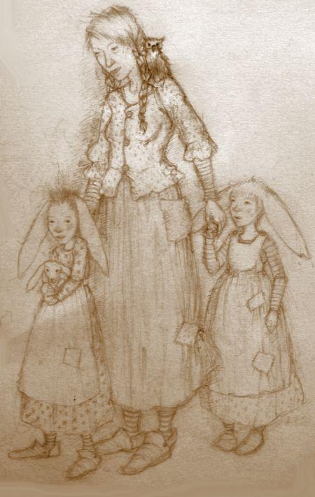 Companions sketch