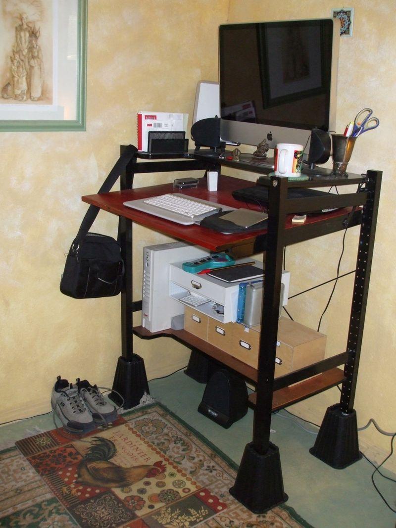 Will's desk 1