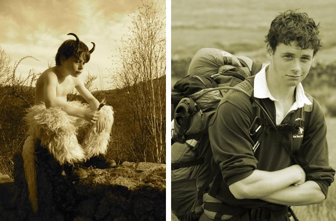 David Todd-Jones, then and now
