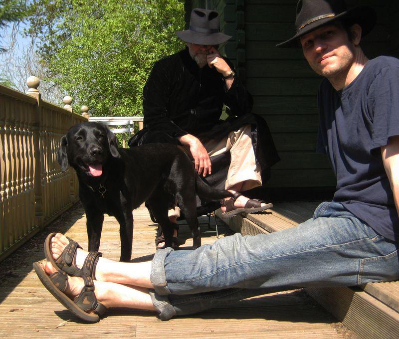Rex, Howard, & Tilly the Wonder Dog
