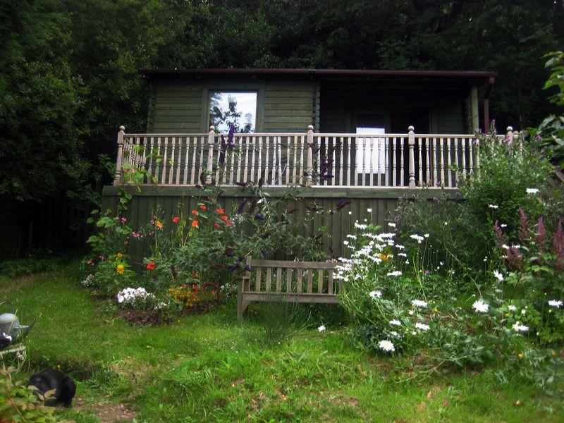 The cabin in midsummer 2011