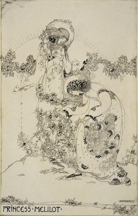 Princess Melilot by Jessie M King