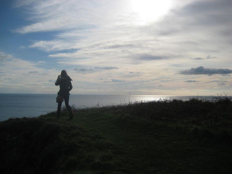 Victoria on Burgh Island
