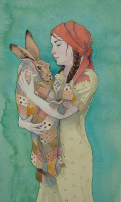 Eostre copyright by Danielle Barlow