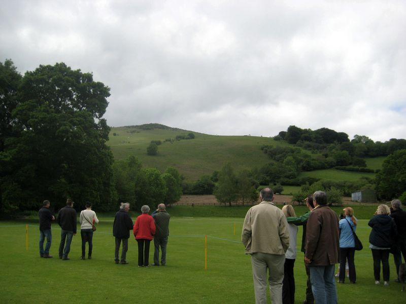 2 Hills Race, Chagford