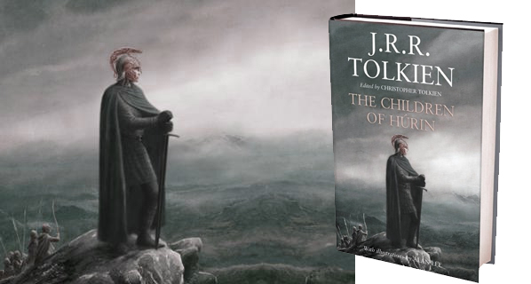 Alan Lee Tolkien cover