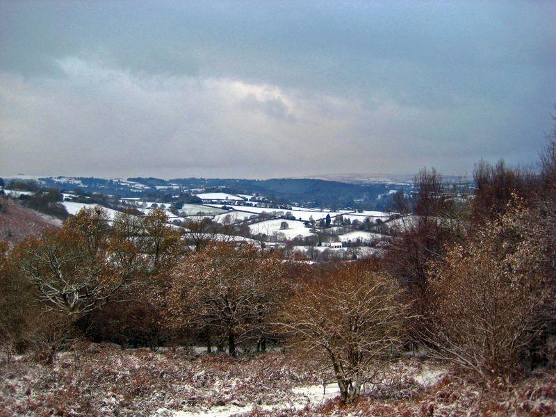 First snow 4