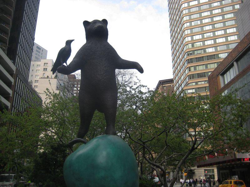 The Bear Cat, NYC