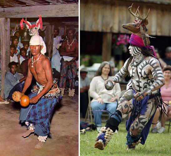 Yaqui and Mayo Deer Dancers