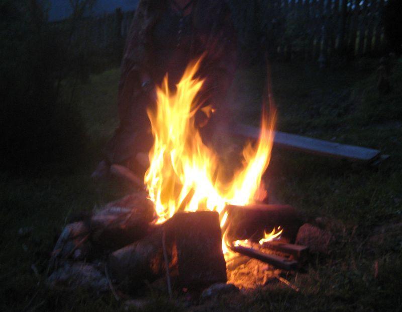 Fireside at Bumblehill