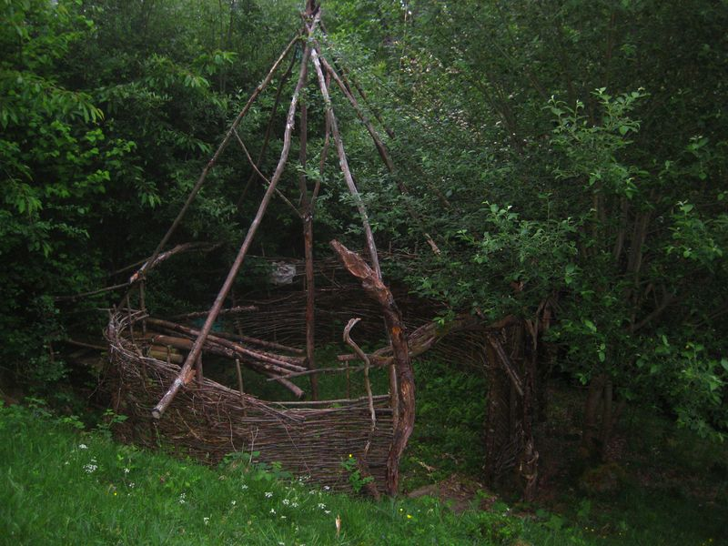 The Chagford Filmmaking Group's Faery Hut