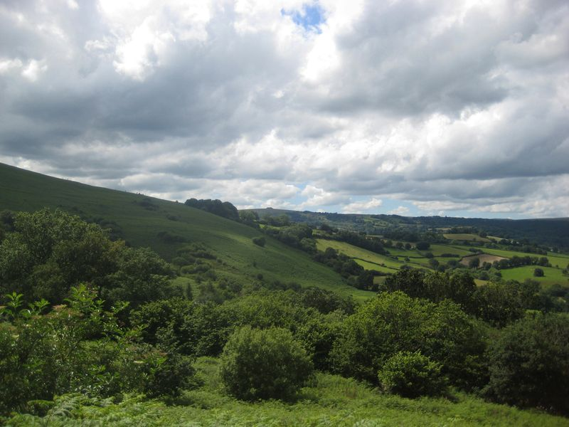 Meldon Hill and Kestor