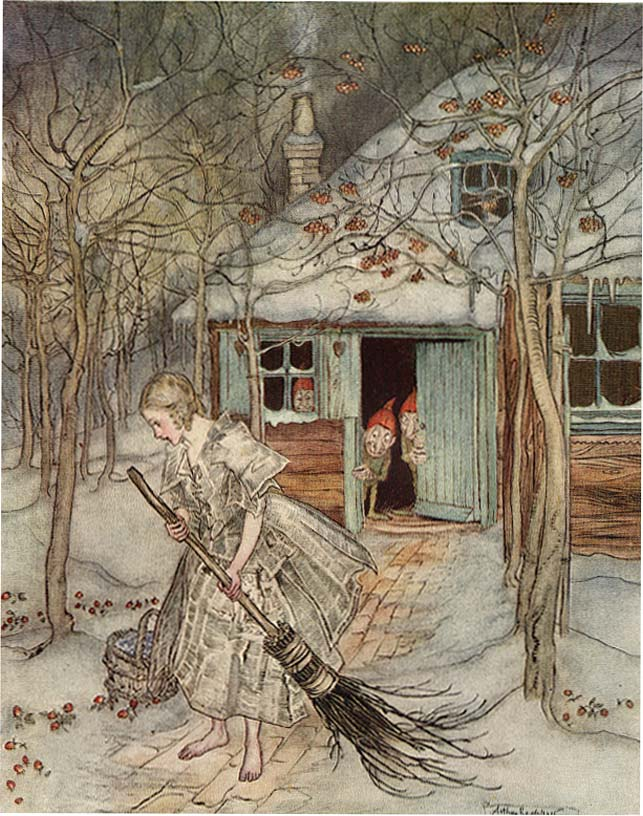Hans Andersen The Snow Queen Andersen's The Snow Queen