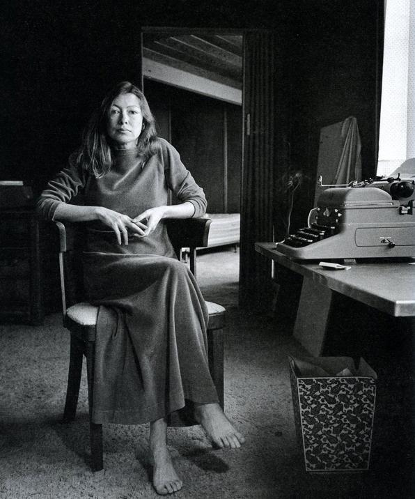 Joan Didion by Jill Krementz