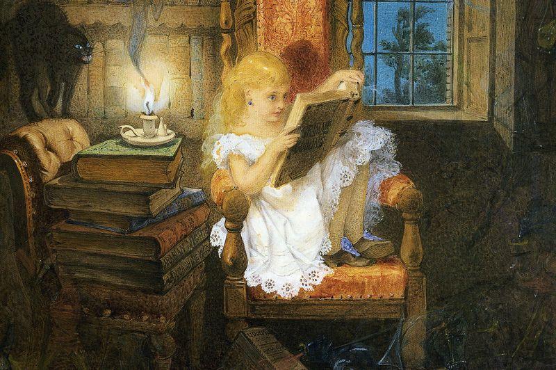 Wonderland by Adelaide Claxton