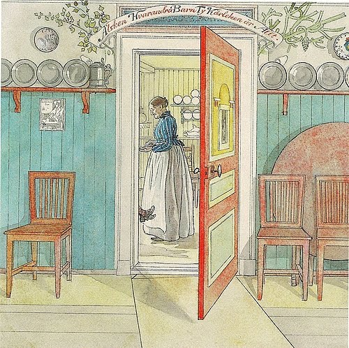 Art by Carl Larsson