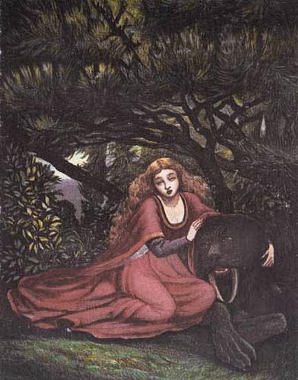 Beauty & the Beast by Eleanor Vere Boyle