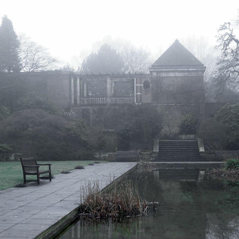 The Hill Garden, Hampstead Heath