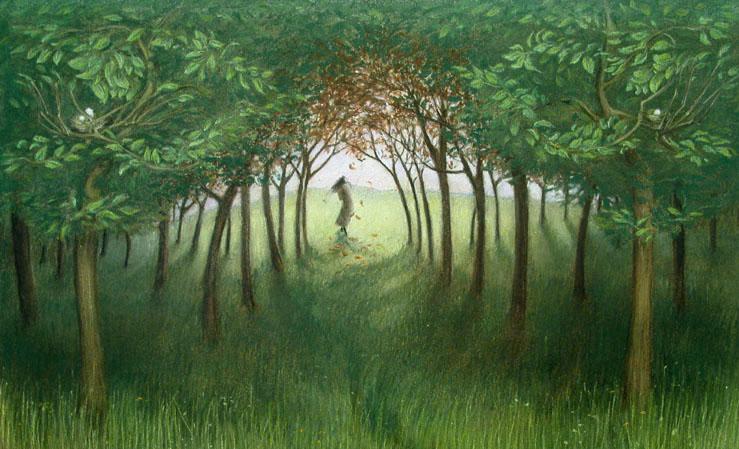 Art copyright by Virginia Lee