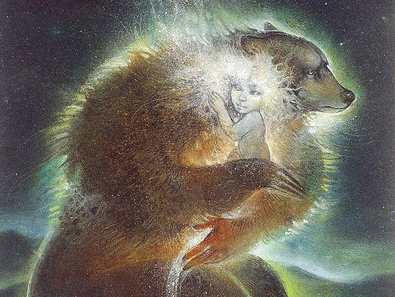 Starchild by Susan Seddon Boulet (1941-1997)