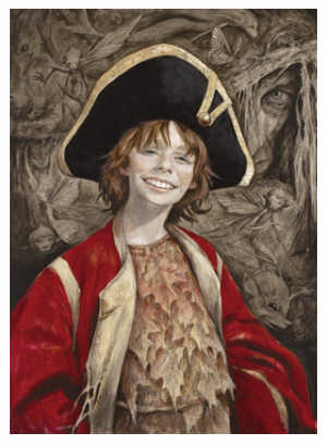 Peter Pan by Brian Froud