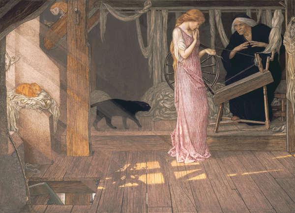 Sleeping Beauty by John D. Batten