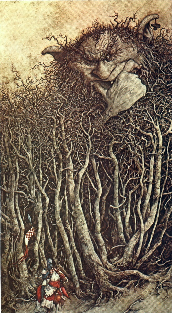 Art copyright by Brian Froud